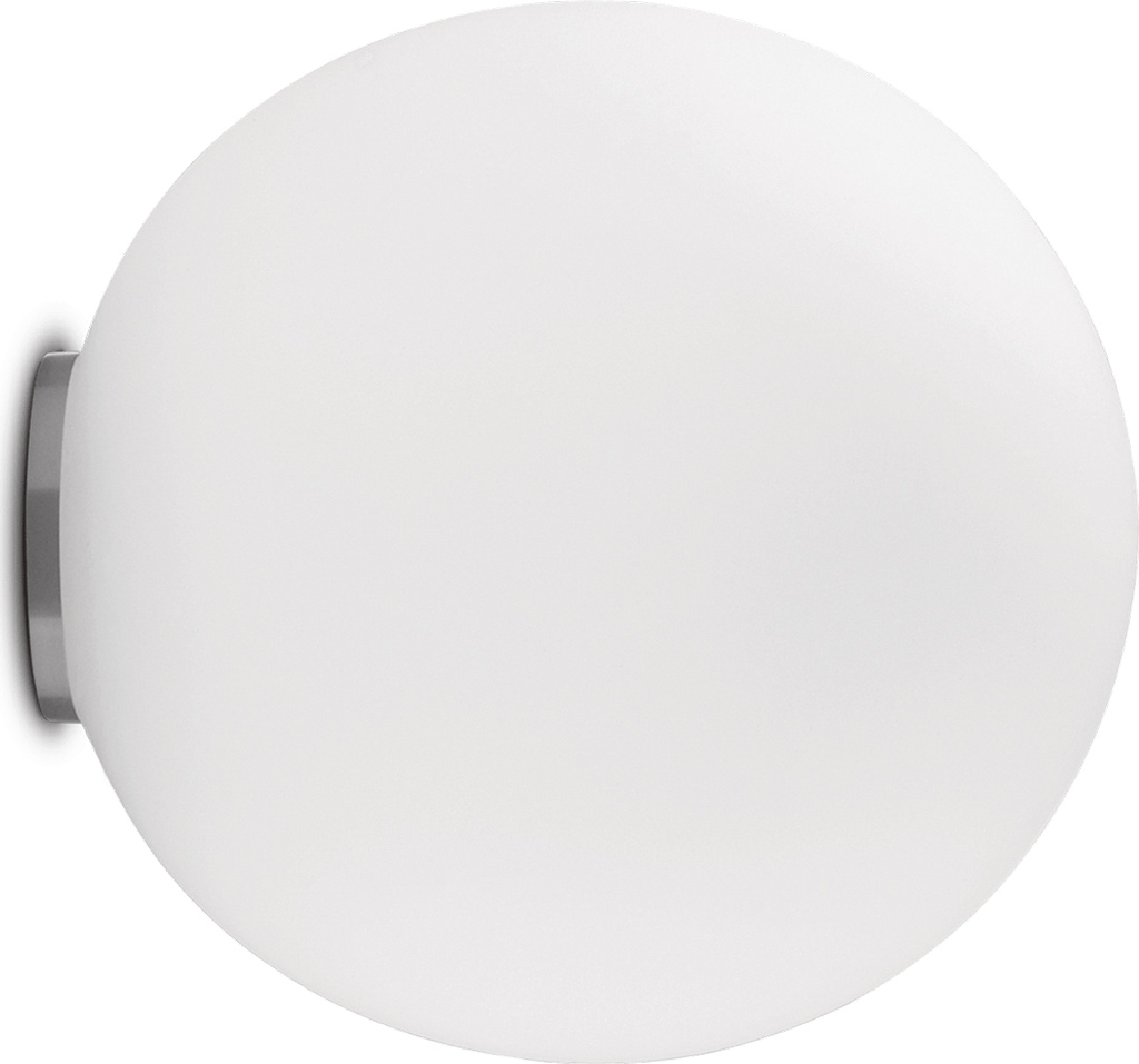 Ideal lux LED mapa bianco tl1 d40 wand lampe 5W 206