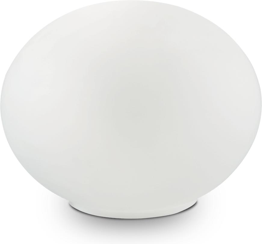 Ideal lux LED smarties bianco tl1 tischlampe 4,5W 32078