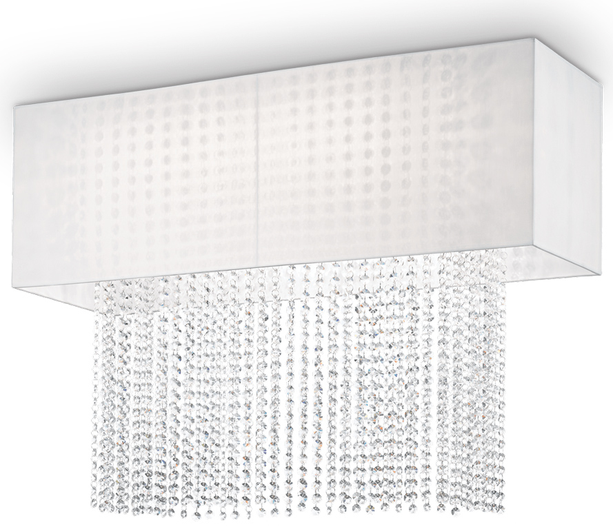Ideal lux LED phoenix pl5 bianco Deckenleuchten 5x5W 99118