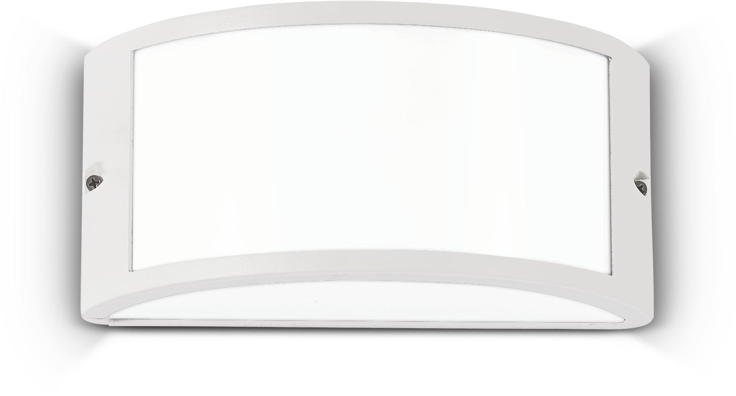 Ideal lux LED rex-1 ap1 bianco Wandleuchte 5W 92393