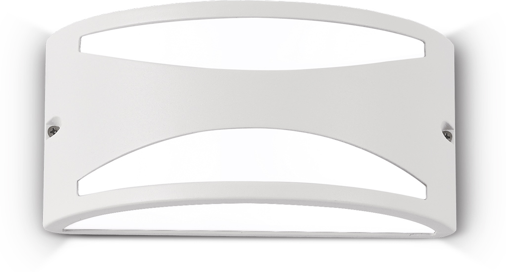 Ideal lux LED rex-3 ap1 bianco Wandleuchte 5W 92430