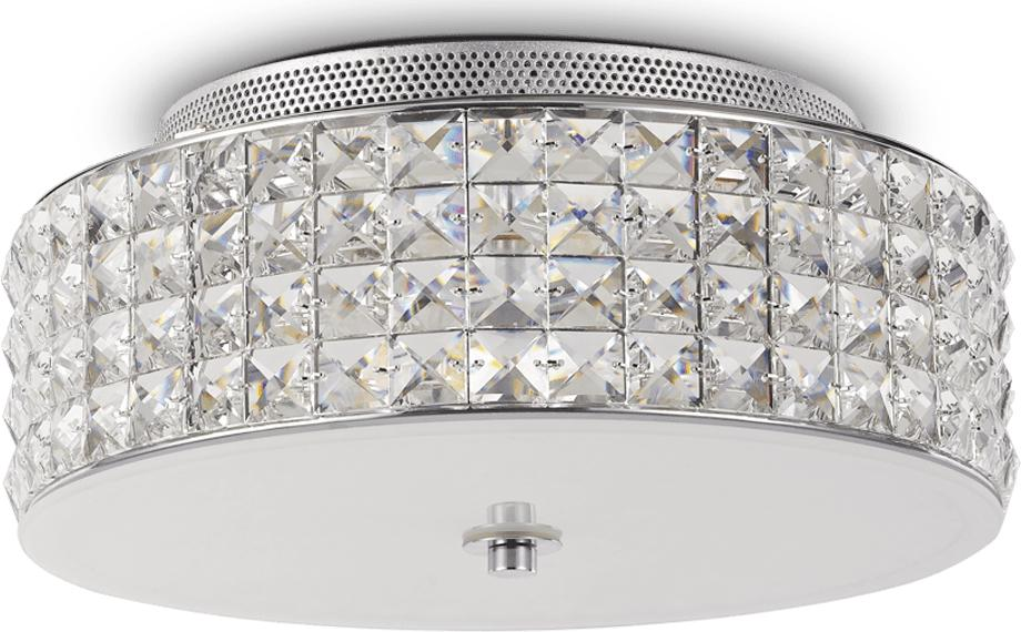 Ideal lux LED roma pl4 decken lampe 4x4,5W 93093