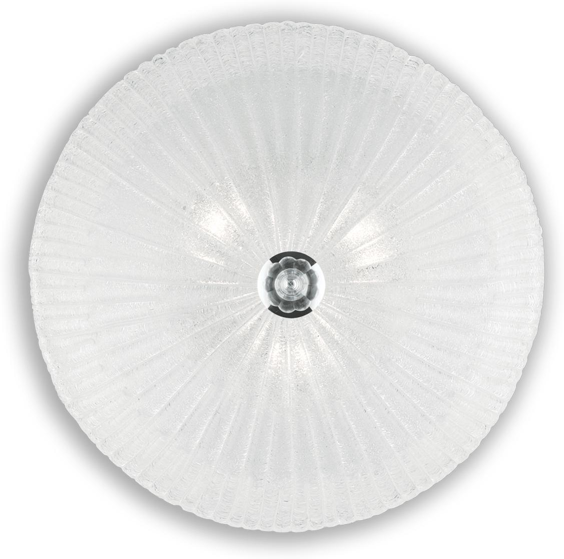 Ideal lux LED shell pl3 Wandleuchte 3x5W 8608
