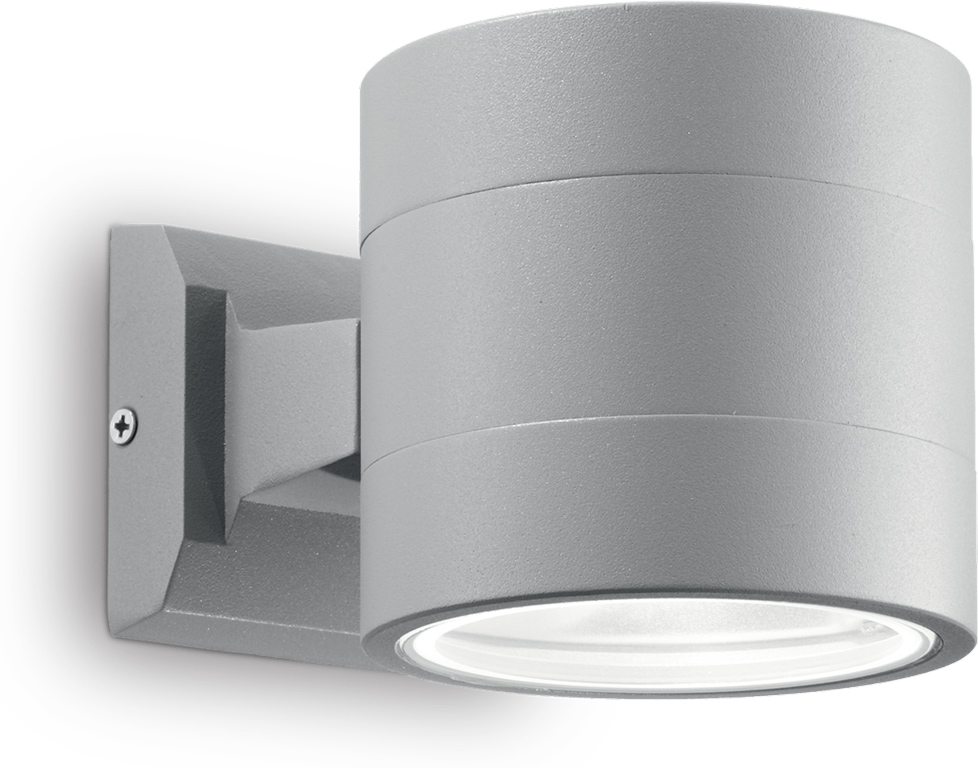 Ideal lux LED snif ap1 big grigio Wandleuchte 4,5W 61474