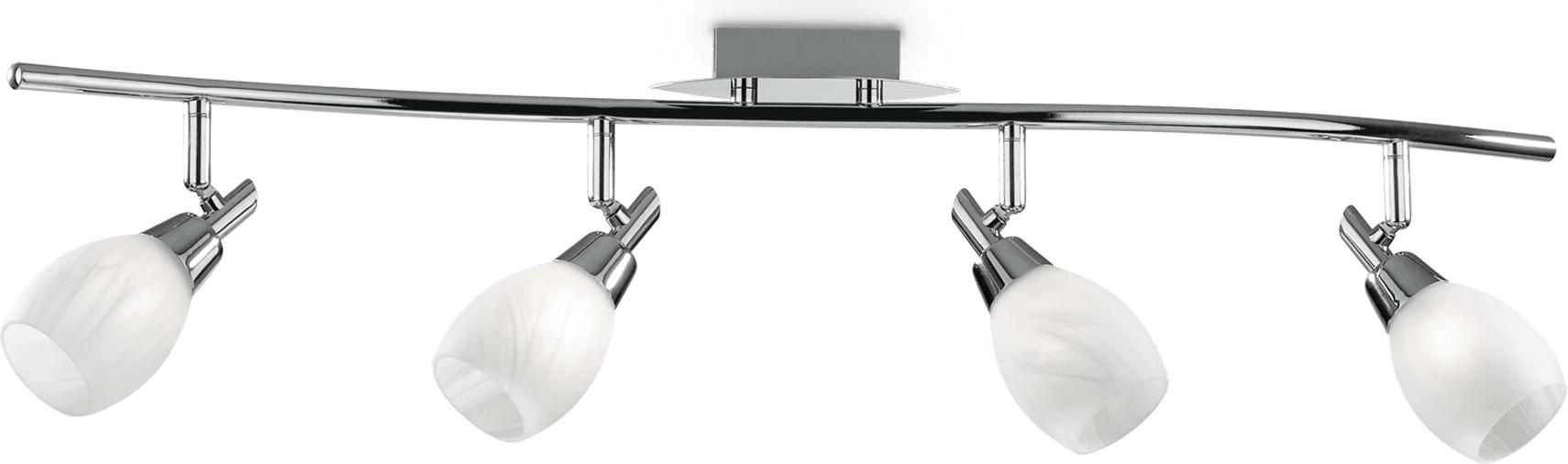 Ideal lux LED soffio pl4 Stelle Leuchte 4x4,5W 75082