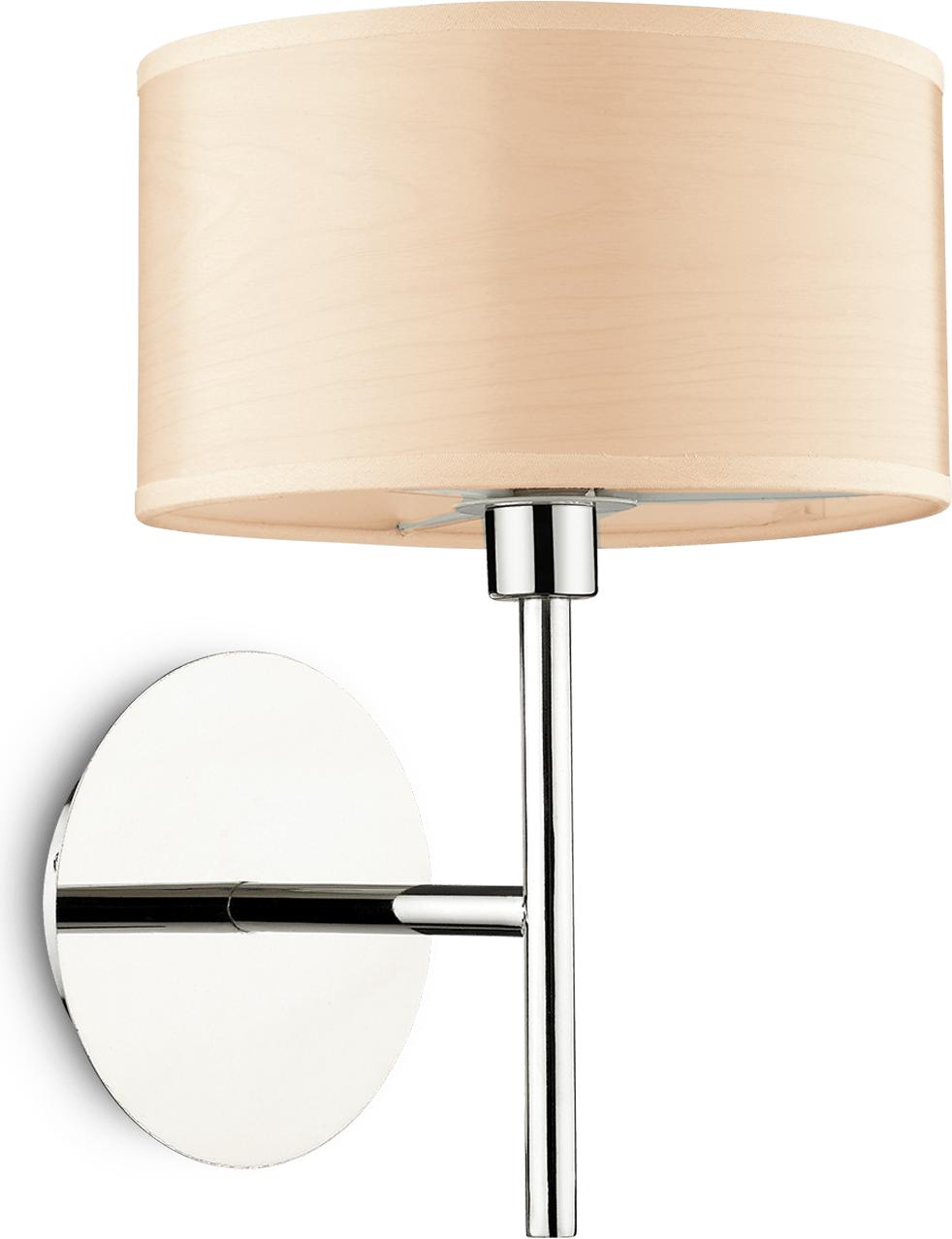 Ideal lux LED woody ap1 Wandleuchte 4,5W 87665