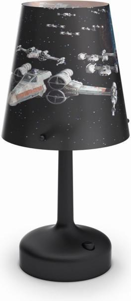 Philips LED disney přenosná lampa stolná star wars - darth vader 71888/30/16