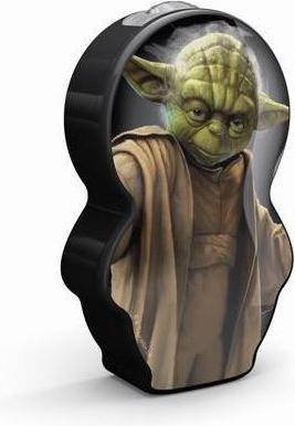 Philips LED disney baterka yoda 71767/99/16