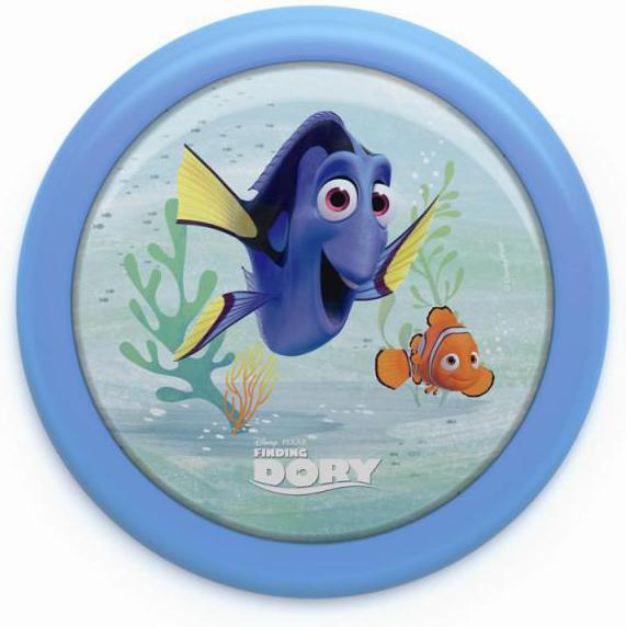 Philips LED finding dory versuchsweise Leuchte blau 71924/35/P0