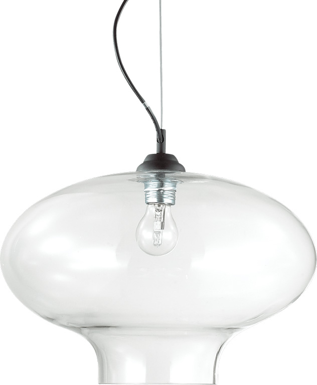 Ideal lux LED bistro sp1 round Pendelleuchten 5W 120898