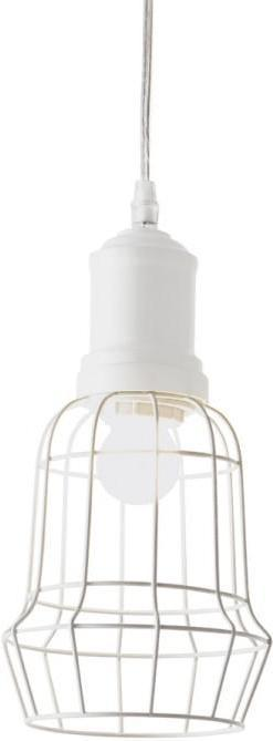 Ideal lux LED cage sp1 square haengende lampe 5W 114910