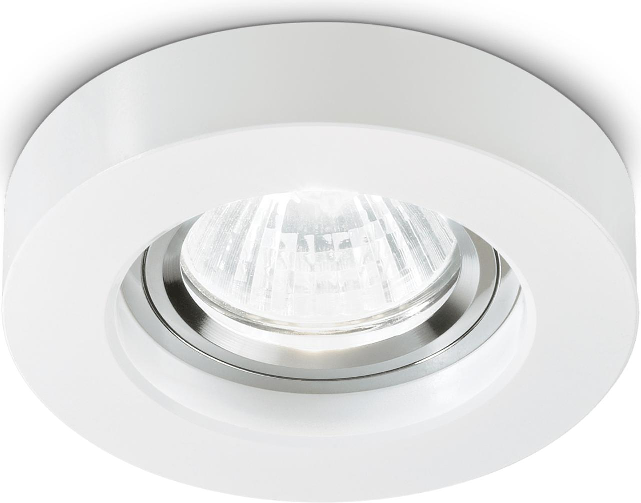 Ideal lux LED blues fi1 bianco vertieft Leuchte 5W 113999