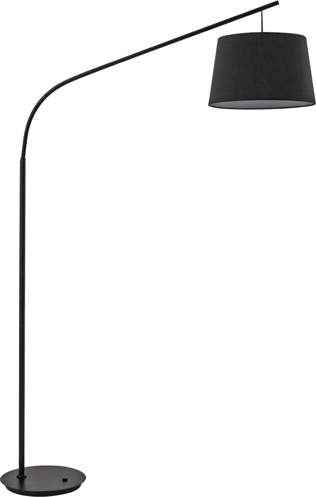 Ideal lux LED daddy pt1 nero Deckenfluter 5W 110363