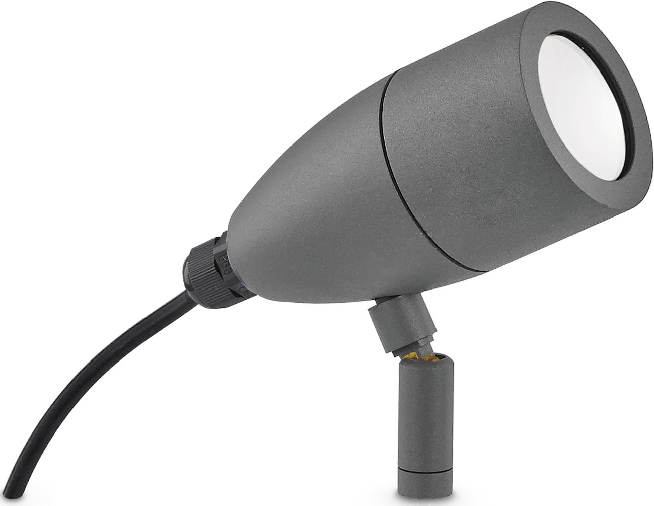 Ideal lux LED inside pt1 anthrazite spotlicht 4,5W 115412