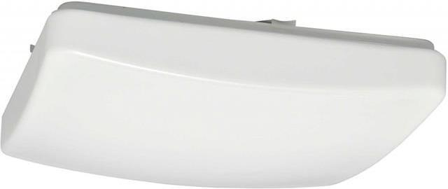 Hranaté stropné LED svietidlo 11W neutrálna biela