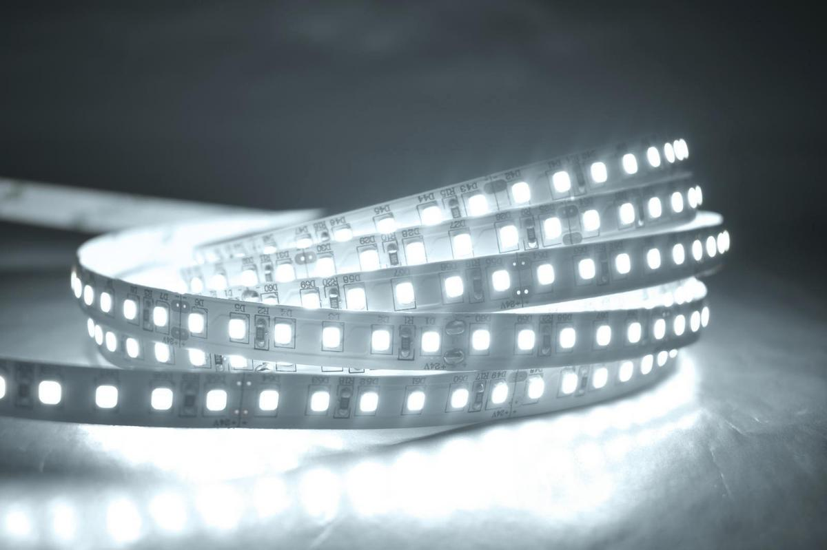 LED pás 20W / m bez krytia studená biela 6500-7000K