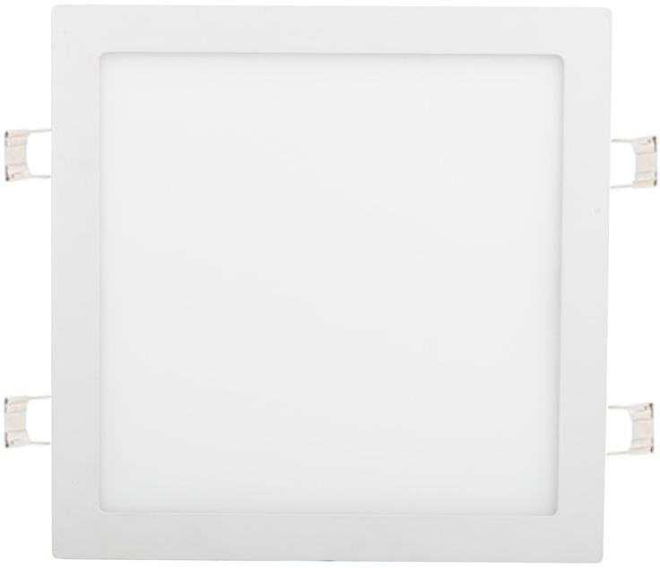 Biely vstavaný LED panel 300 x 300mm 25W biela