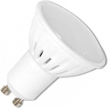 LED žiarovka GU10 10W biela