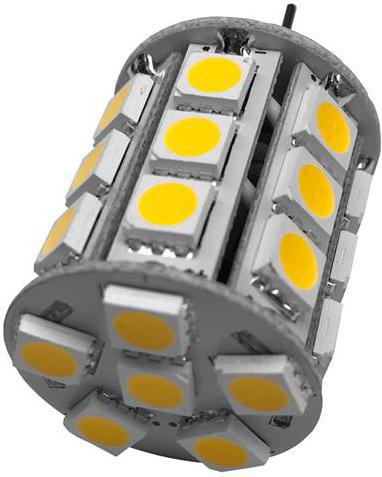 LED Lampe MR16 - GU5,3 4W Kapsel Kaltweiß