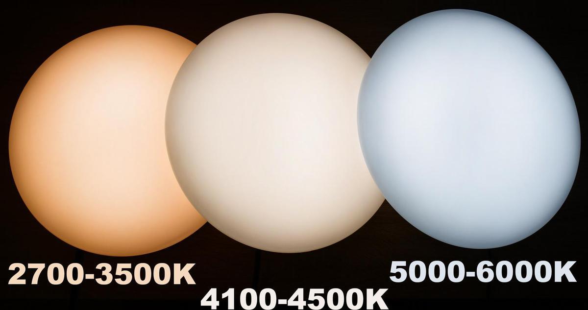 LED Deckenleuchte mit Bewegungsmelder 12W Tageslicht