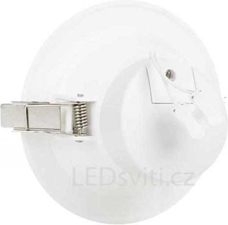 Vstavané okrúhle LED svietidlo 20W 190mm neutrálna biela IP63
