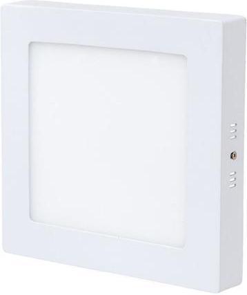 Biely prisadený LED panel 175 x 175mm 12W biela