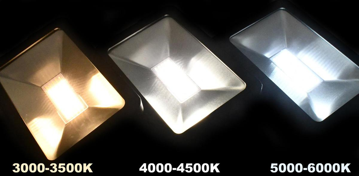 LED COB chip 10W Warmweiß
