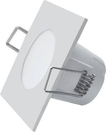 Weiße eingebaut Decke LED Leuchte Quadrat 5W Tageslicht