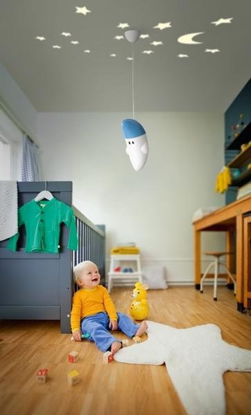 Philips LED buddy moon Pendelleuchten 20w 41072/35/16