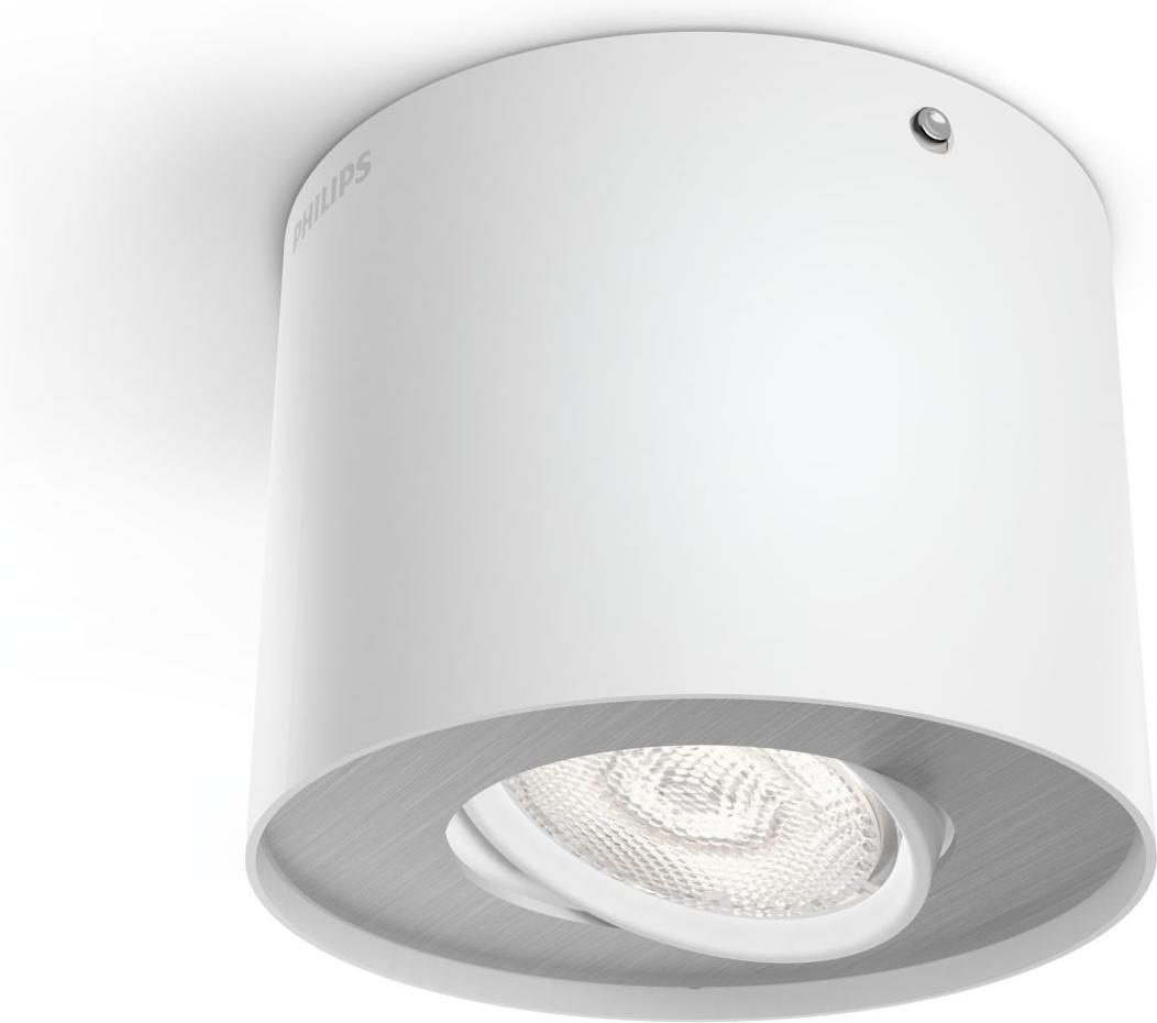 Philips LED phase Leuchte Stelle weiß 4,5w selv 53300/31/16