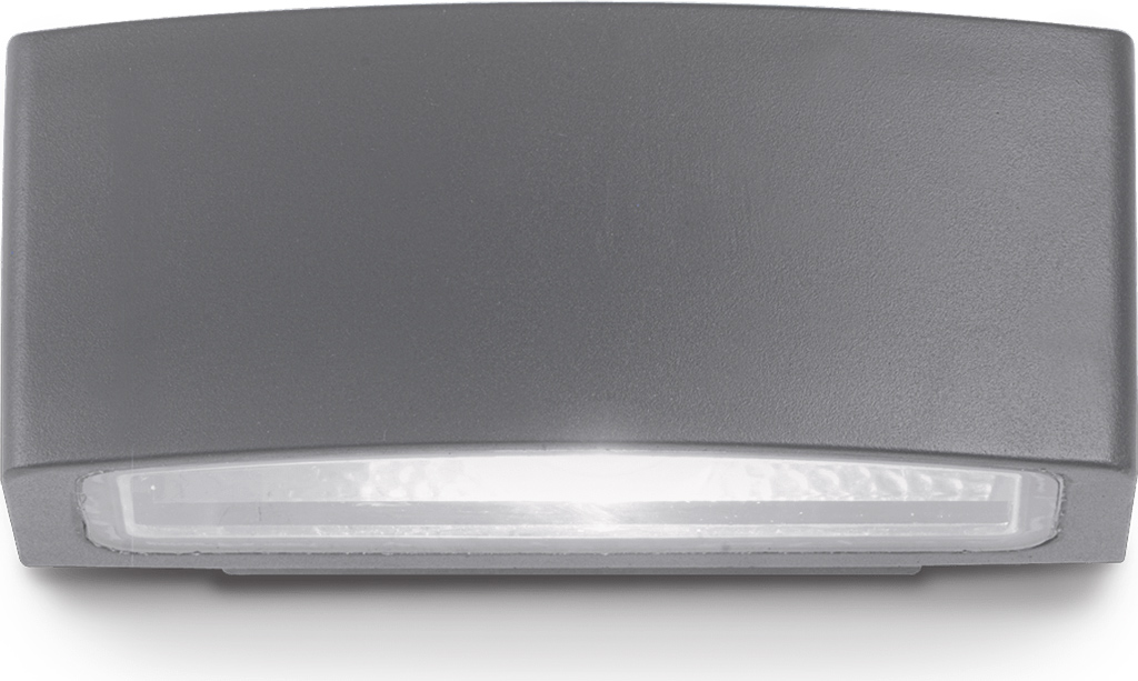 Ideal lux LED andromeda ap1 antracite Wandleuchte 5W 61580