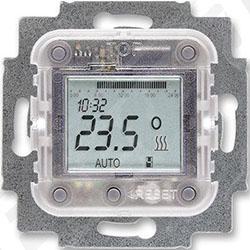 Elektronická zařízení pro programy instalačních spínačů