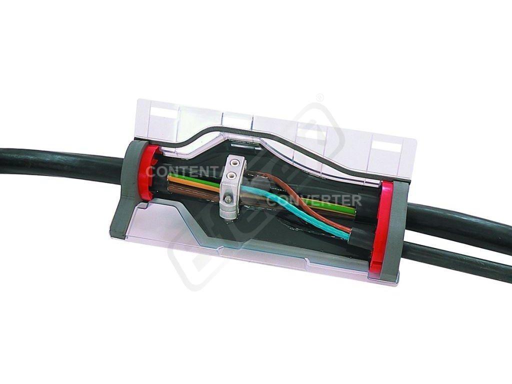 Kabelové spojky s odbočkou