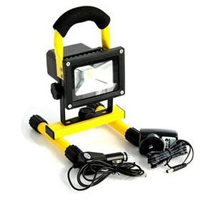 Přenosné LED reflektory