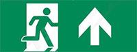 Piktogram pro nouzové / informační svítidlo
