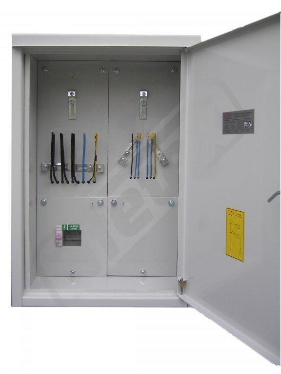 Elektroměrové skříně a rozvaděče