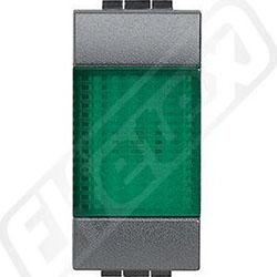 Světelné signalizace pro instalační spínací programy