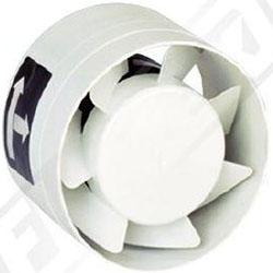Ventilátory do malých místností