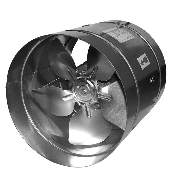 Ventilátory pro instalaci do potrubí
