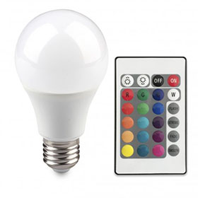 LED žárovky s ovladačem