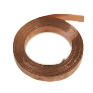 Pásek zemnící pro hromosvod