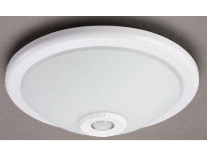 Svítidlo DARINA 2x60W E27 s čidlem bílá