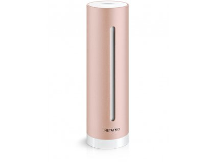 Netatmo Healthy Home Coach - meteostanice pro Android a iOS