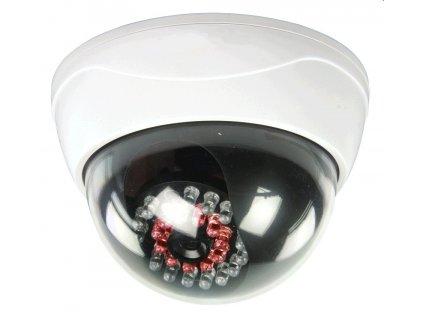 Atrapa Nedis CCTV DOME kamery s 25 IR LED