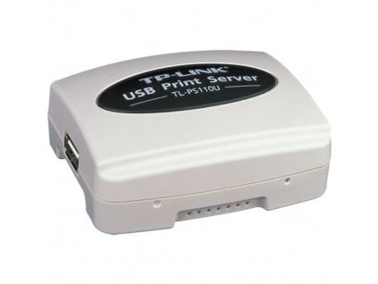 Print server TP-Link TL-PS110U Single USB2.0 Port Fast Ethernet