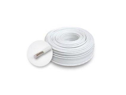 koaxiální kabel RG6 100m - bez PVC bubnu