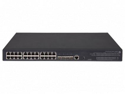 HP 5130-24G-PoE+-4SFP+ EI Rfrbd Swch