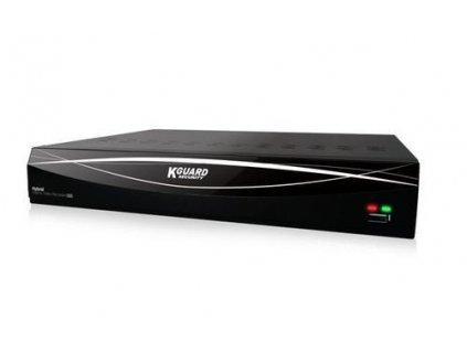 KGUARD DVR hybrid rekordér HD881 8+4 (CCTV+IP) kanálový rekordér 1080P/720p/960H/IPcam