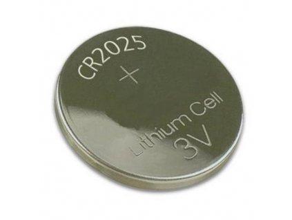 CAMELION CR2025 knoflíková baterie 1ks 3V (Lithium)