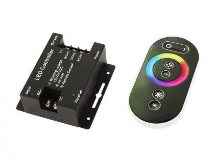 XTREME dotykový ovladač s kontrolerem pro RGB LED svícení